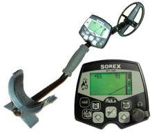 Металлодетектор Sorex(Сорекс) SFT 7280(7280М) предназначен для поиска и идентификации...