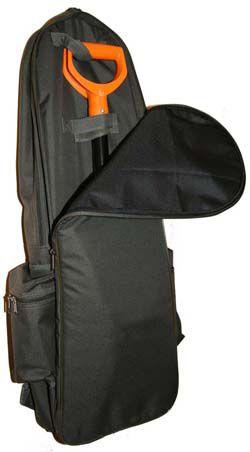 сумка рюкзак для металлоискателя изображения.